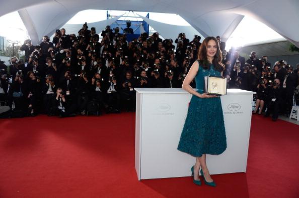Elie Saab - Designer Label「Palme D'Or Winners Photocall - The 66th Annual Cannes Film Festival」:写真・画像(10)[壁紙.com]