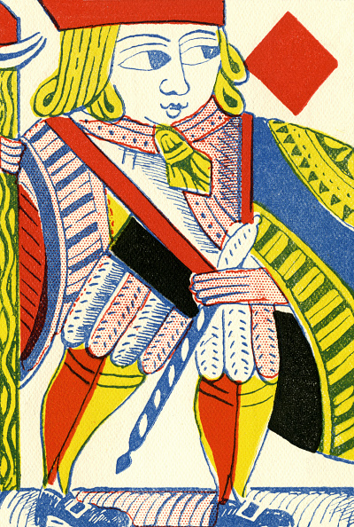 18th Century Style「Knave / Jack of Diamonds」:写真・画像(19)[壁紙.com]