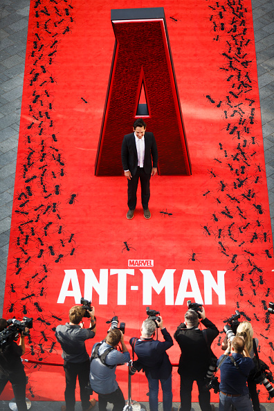 "Tristan Fewings「Marvel's ""Ant-Man"" - European Premiere - Red Carpet Arrivals」:写真・画像(2)[壁紙.com]"
