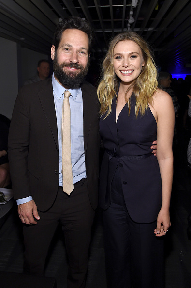 "Elizabeth Olsen「The Cinema Society With Audi & FIJI Host A Screening Of Marvel's ""Captain America: Civil War""- After Party」:写真・画像(9)[壁紙.com]"