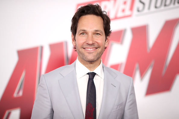 "Paul Rudd「Premiere Of Disney And Marvel's ""Ant-Man And The Wasp"" - Arrivals」:写真・画像(7)[壁紙.com]"