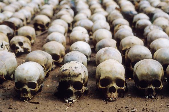 Mass Murder「One Million Tutsis Murdered in Rwanda」:写真・画像(6)[壁紙.com]
