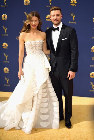 Shawl Collar「70th Emmy Awards - Arrivals」:写真・画像(14)[壁紙.com]