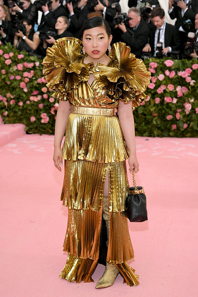 Wide Sleeved「The 2019 Met Gala Celebrating Camp: Notes on Fashion - Arrivals」:写真・画像(15)[壁紙.com]