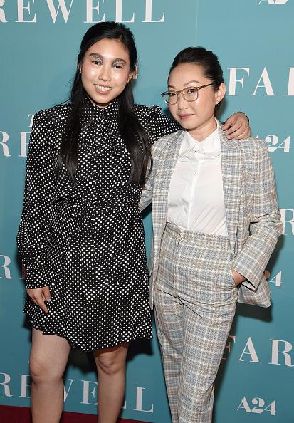 "Lulu Wang - Director「""The Farewell"" New York Screening」:写真・画像(1)[壁紙.com]"