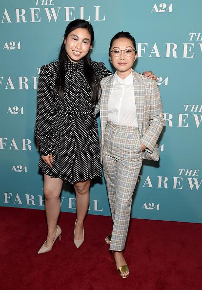 "Lulu Wang - Director「""The Farewell"" New York Screening」:写真・画像(0)[壁紙.com]"