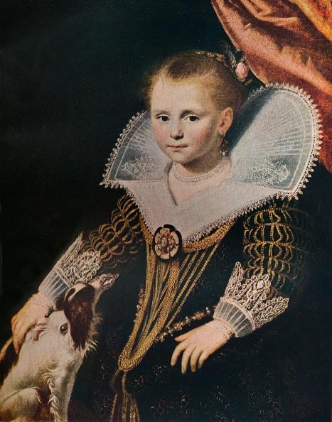 歴史「'The Princess', C1623 (C1927)」:写真・画像(18)[壁紙.com]