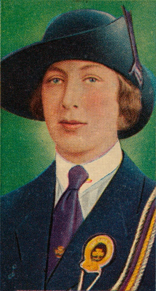 Chromolithograph「The Princess Royal, President of Girl Guide Association, 1935. Artist: Unknown.」:写真・画像(1)[壁紙.com]