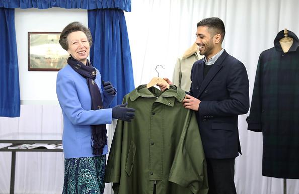 Princess Anne - Princess Royal「HRH The Princess Royal opens Grenfell factory」:写真・画像(19)[壁紙.com]