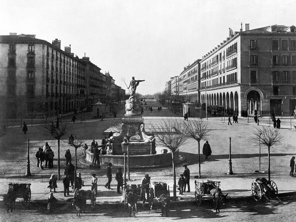 Madrid「Zaragoza Fountain」:写真・画像(16)[壁紙.com]