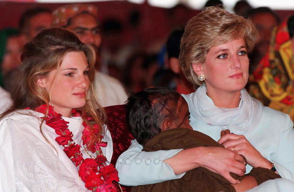 Pakistan「FILE PHOTO:  Imran And Jemima Khan Divorce」:写真・画像(17)[壁紙.com]