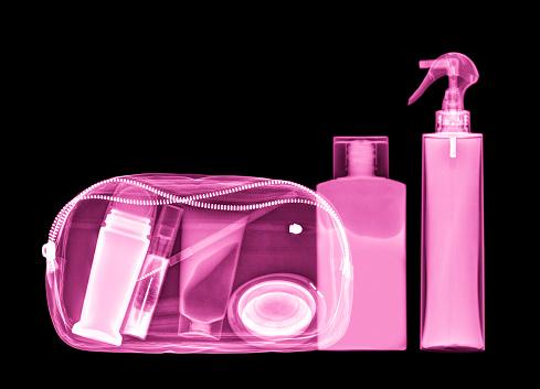 Deodorant「X-ray of cosmetic make up bag」:スマホ壁紙(9)
