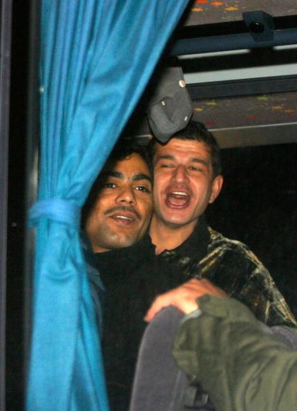 Sangatte「Refugees Relocated To UK From Sangatte Refugee Camp」:写真・画像(7)[壁紙.com]