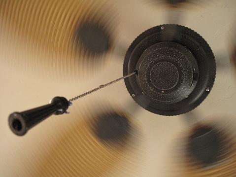 Ceiling Fan「Blurred ceiling fan」:スマホ壁紙(15)