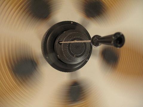 Ceiling Fan「Blurred ceiling fan」:スマホ壁紙(10)