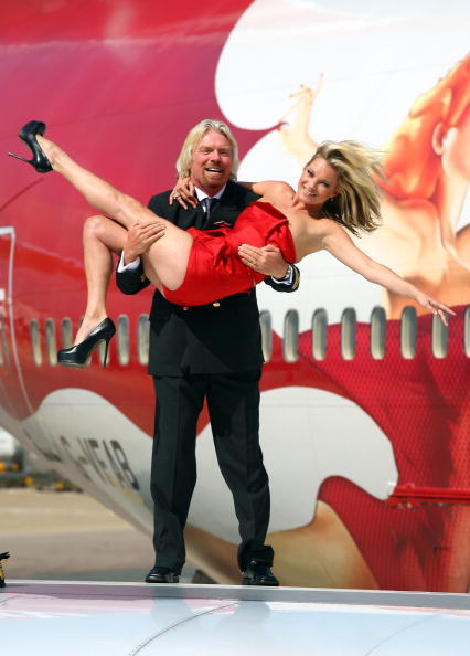 Fashion Model「Virgin Atlantic Celebrates 25th Birthday」:写真・画像(7)[壁紙.com]