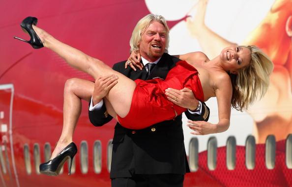 Fashion Model「Virgin Atlantic Celebrates 25th Birthday」:写真・画像(10)[壁紙.com]