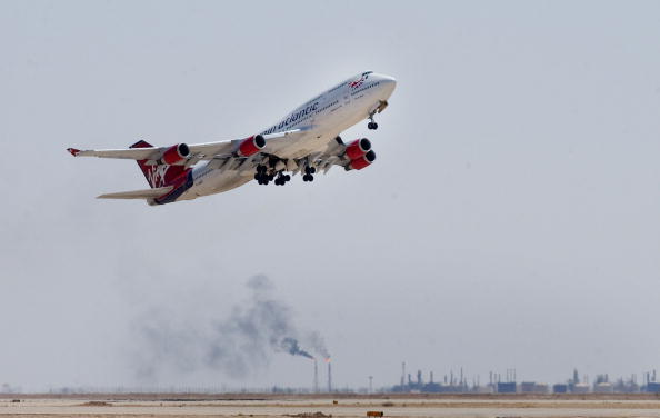 Bay of Water「Virgin Atlantic Jet Lands In Iraq」:写真・画像(14)[壁紙.com]