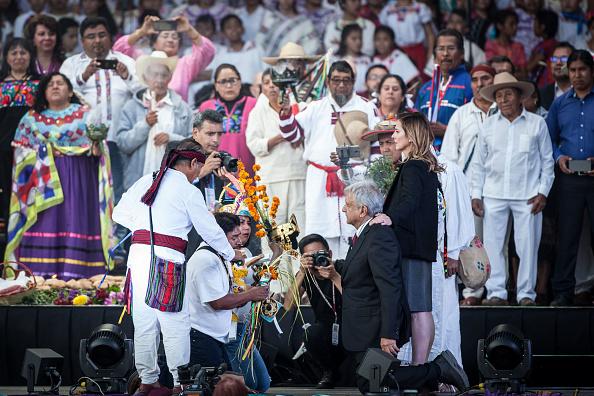 Diplomacy「65th Mexico Presidential Inauguration」:写真・画像(13)[壁紙.com]