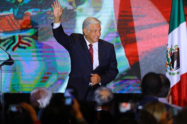 Presidential Election「Presidential Elections Held In Mexico」:写真・画像(5)[壁紙.com]