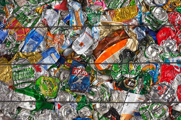 Aluminum「Waste segregation, Etampes, France」:写真・画像(14)[壁紙.com]