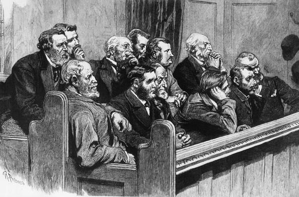 Juror - Law「Twelve Good Men」:写真・画像(2)[壁紙.com]