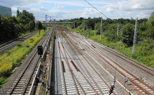 Railway「trainlines 街のベルリン」:スマホ壁紙(5)
