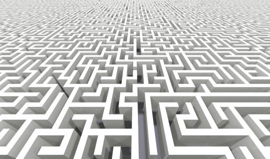 Hopelessness「Endless Labyrinth」:スマホ壁紙(4)