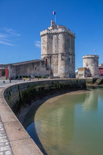 Nouvelle-Aquitaine「Port of La Rochelle - France」:スマホ壁紙(4)
