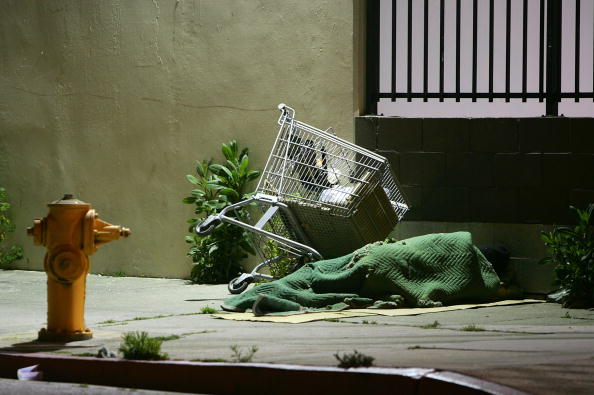 Financial District「New Court Ruling Bans Removal Of L.A. Homeless From Public Property」:写真・画像(9)[壁紙.com]