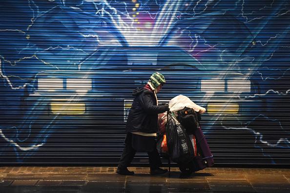 Homelessness「Homelessness Rises In London During Pandemic」:写真・画像(9)[壁紙.com]