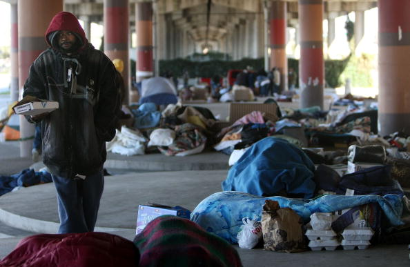 Homelessness「Homeless Population in New Orleans Doubles Following Katrina」:写真・画像(13)[壁紙.com]