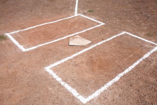 野球「USA, Arizona, Baseball home plate」:スマホ壁紙(12)