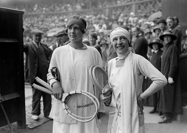 テニス「Fry And Lenglen」:写真・画像(14)[壁紙.com]