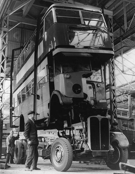 Bus「Bus Making」:写真・画像(4)[壁紙.com]