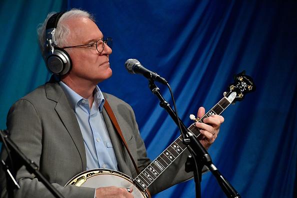 SIRIUS XM Radio「Steve Martin And The Steep Canyon Rangers Perform On SiriusXM's Bluegrass Junction Channel From The SiriusXM Studios In Washington D.C.」:写真・画像(9)[壁紙.com]