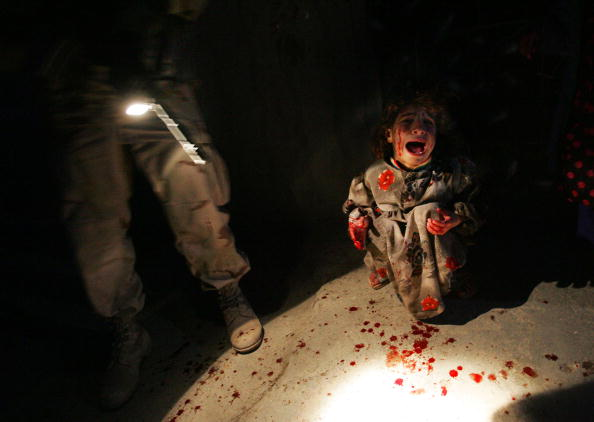 Iraq「U.S. Troops Mistakenly Kill Iraqi Civilians」:写真・画像(7)[壁紙.com]