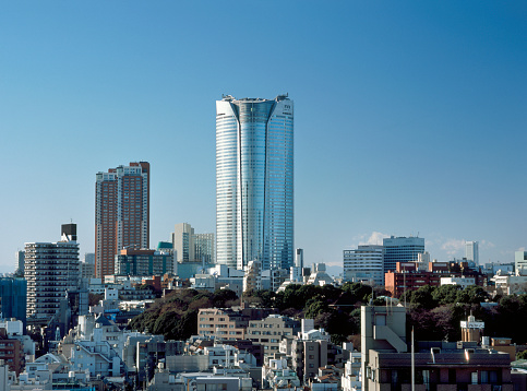 Minato Ward「Roppongi Hills」:スマホ壁紙(6)