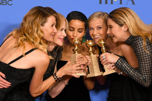 Golden Globe Award「75th Annual Golden Globe Awards - Press Room」:写真・画像(8)[壁紙.com]