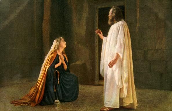 Mary Magdalene「Jesus Appears To Mary Magdalene」:写真・画像(18)[壁紙.com]