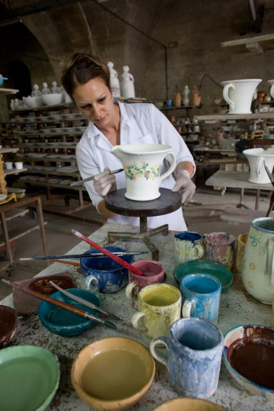 One Woman Only「Ceramic Artist」:写真・画像(15)[壁紙.com]