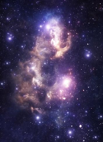 星空「スペース「galaxy」:スマホ壁紙(6)