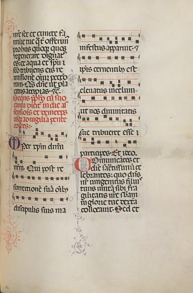 Perugia「Missale: Fol. 180: Music For Various Ordinary Prayers」:写真・画像(15)[壁紙.com]