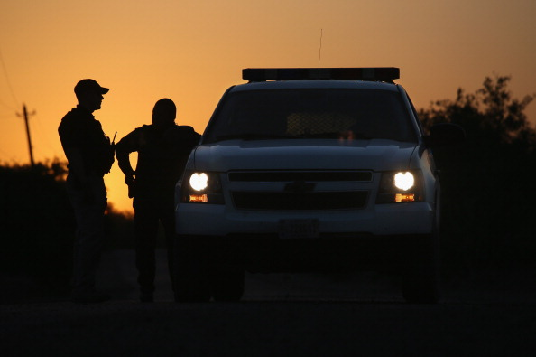 Border Patrol「U.S. Customs And Border Protection Secures Tex-Mex Border From Land, Air and Sea」:写真・画像(16)[壁紙.com]