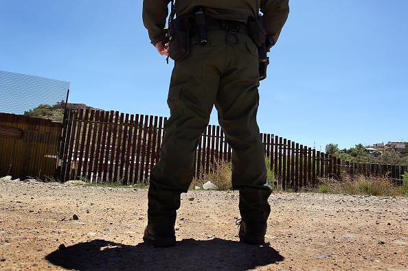 United States Border Patrol「Porous U.S.-Mexico Border Stretches Across Arizona」:写真・画像(15)[壁紙.com]