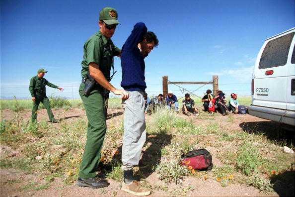 Mode of Transport「Illegal immigration in southern Arizona.」:写真・画像(12)[壁紙.com]