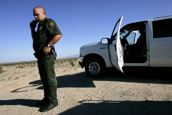 Mode of Transport「Border Patrol Units Work In Southwestern U.S.」:写真・画像(9)[壁紙.com]