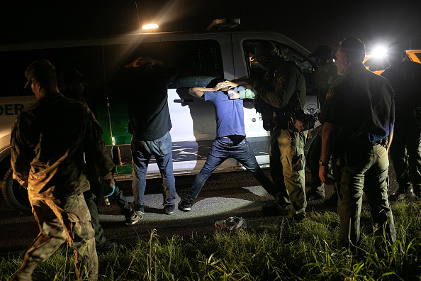 Mexico「U.S. Border Agents Patrol The Rio Grande Valley In Texas」:写真・画像(5)[壁紙.com]