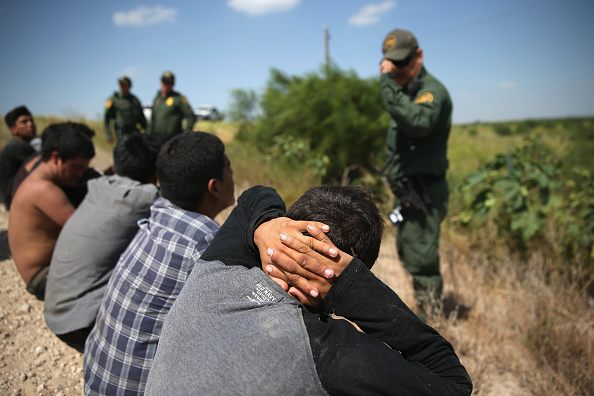 USA「Customs And Border Protection Agents Patrol Near U.S.-Mexico Border」:写真・画像(18)[壁紙.com]