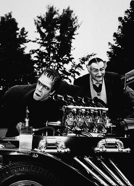 Fictional Character「Fred Gwynne And Al Lewis In 'The Munsters' 」:写真・画像(15)[壁紙.com]